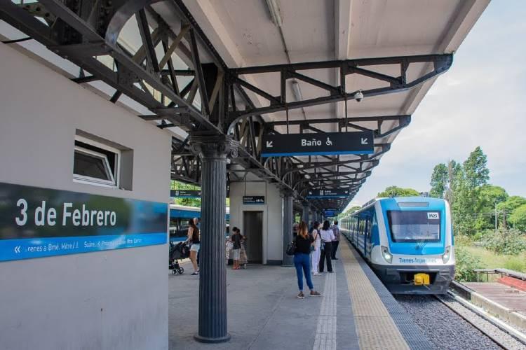 La Línea Mitre reabre las estaciones cerradas durante la pandemia