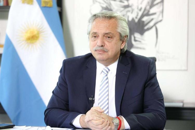 """Alberto Fernández: """"La dolarización de los servicios públicos se terminó en la Argentina"""""""