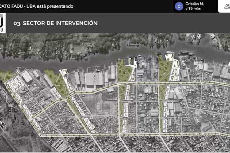 Tigre destacó el trabajo de estudiantes de la UBA que eligieron al distrito para sus proyectos de intervención urbana