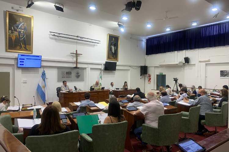 El HCD de San Isidro expresó su pesar por la muerte de la Nair Amuedo