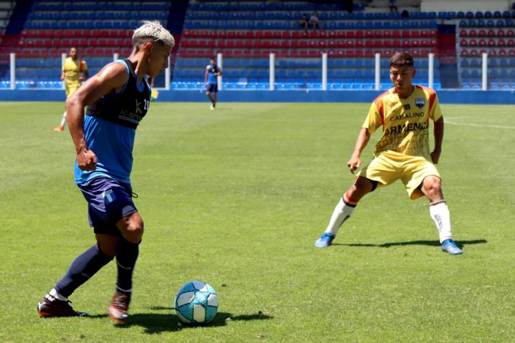 Tigre termina su etapa de rodaje con triunfo en un amistoso ante Armenio