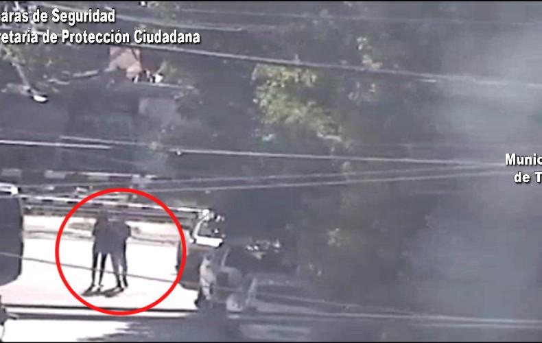Tigre: Agredía a su pareja en la vía pública y fue detenido