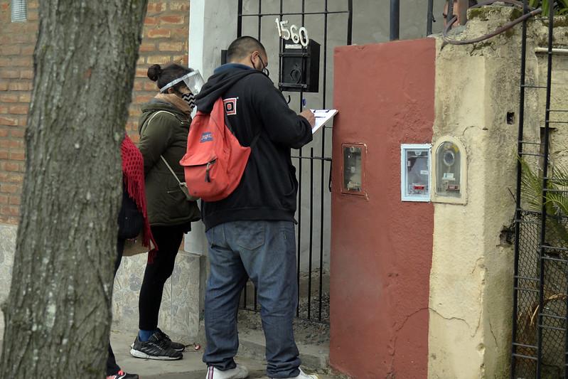 Censo 2021: Desarrollarán un operativo para actualizar la base de datos de domicilios en Tigre