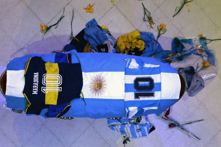 Postergan la ampliación de la testimonial de Jana Maradona