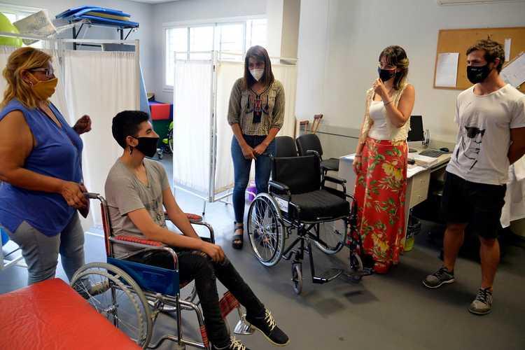 El Municipio convoca a la comunidad de Tigre a donar elementos ortopédicos
