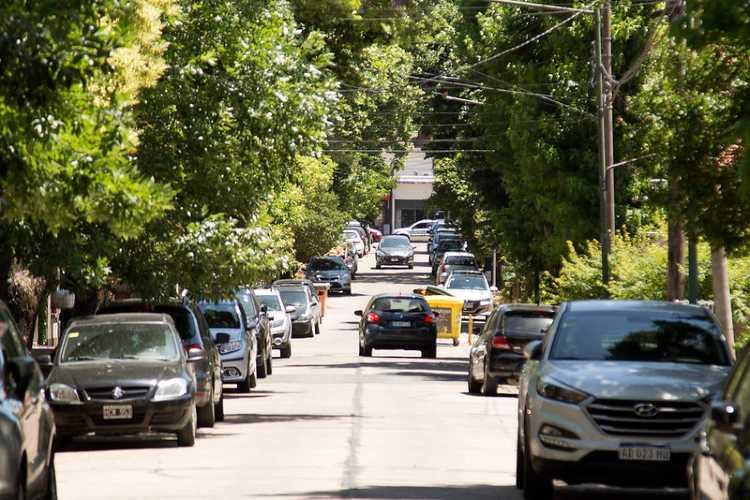 Cambios en sentidos de circulación vehicular en calles de Beccar