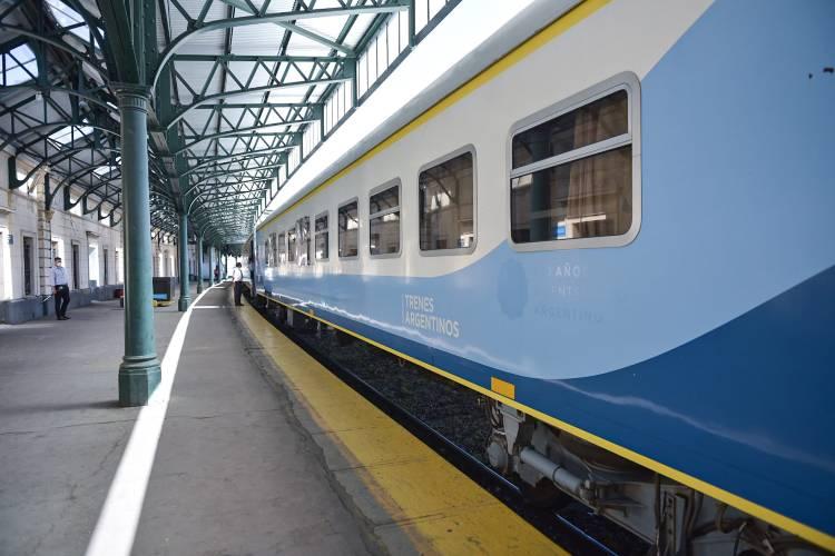 Trenes de larga distancia: ya están a la venta los  pasajes hasta el 31 de enero