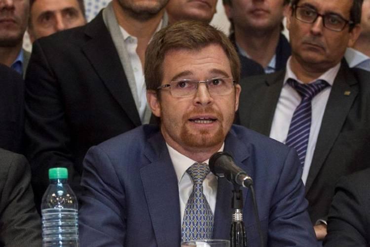 Nicolás Massot desembarca en Tigre y se suma al armado de Monzó en la provincia