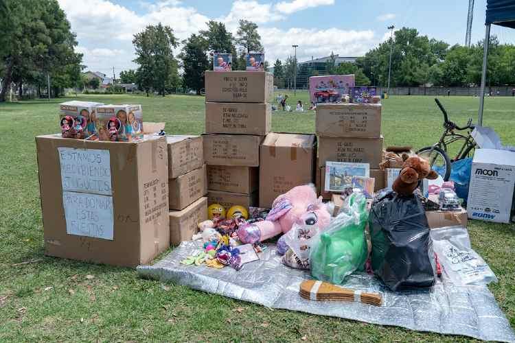 San Isidro continúa con la campaña de recolección de juguetes