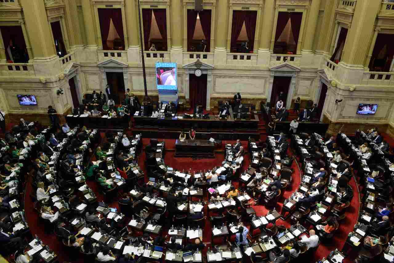 La Cámara de Diputados aprobó el Plan de los 1000 Días y lo giró en revisión al Senado