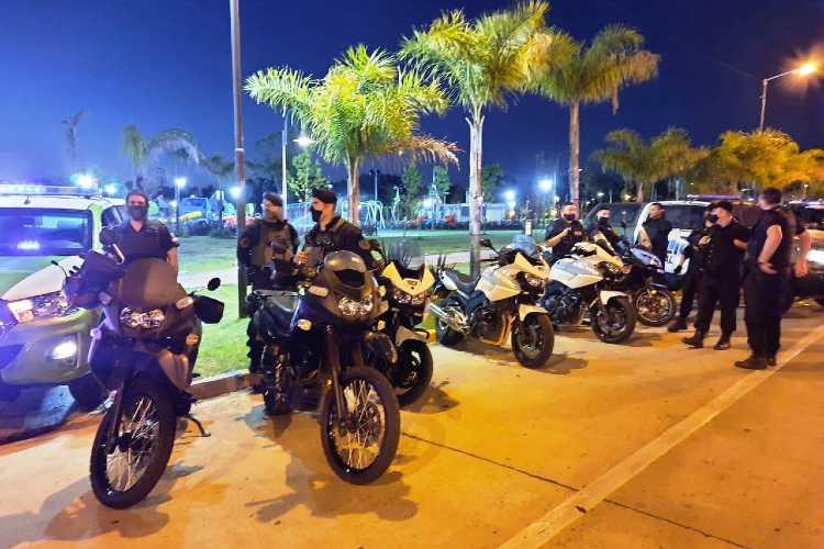San Fernando realiza nuevos operativos de seguridad junto a la Policía Federal