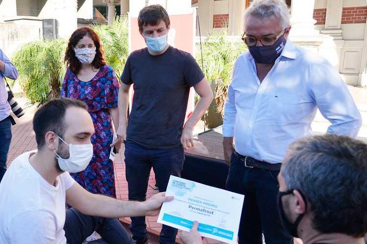 Se entregaron en Tigre los premios del Concurso de Cuentos Haroldo Conti