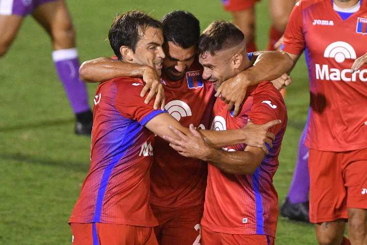 Tigre se acomodó en el Grupo B de la Zona Campeonato al superar a Villa Dálmine