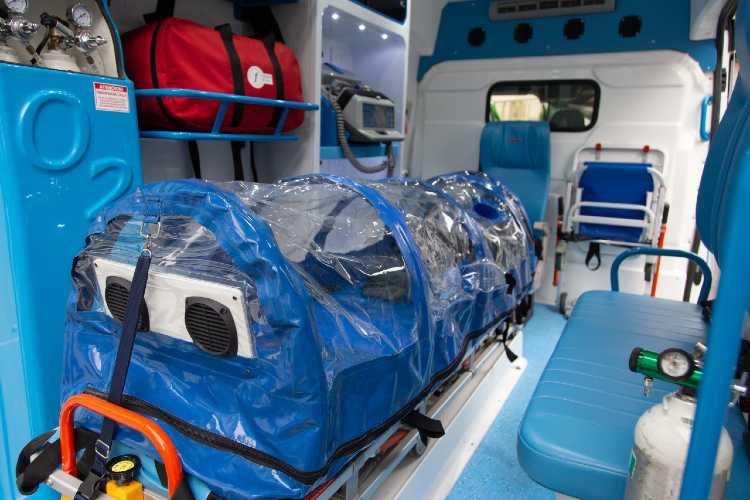 Incorporan equipamiento para el Hospital Houssay por Covid-19