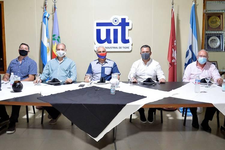 La Unión Industrial Tigre realizó su cierre anual de actividades