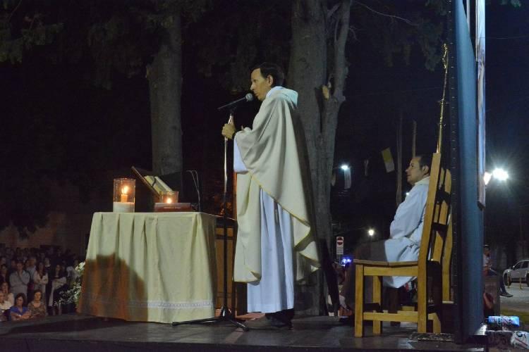 El Papa nombró a Raúl Pizarro nuevo obispo auxiliar de San Isidro