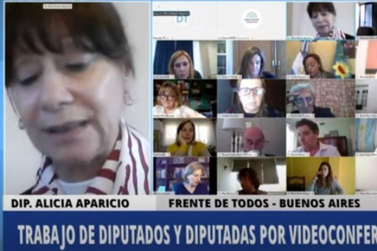 Alicia Aparicio celebró la aprobación de la ANMAT para el tratamiento con suero equino