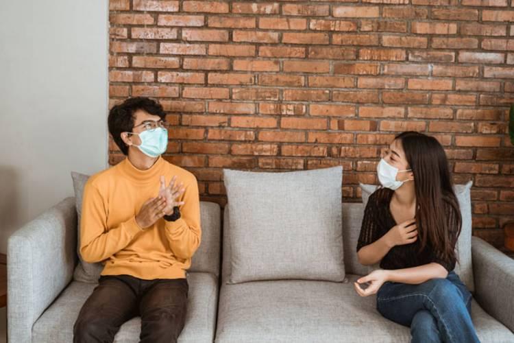 San Isidro brindó consejos para evitar el contagio de Covid-19 durante las fiestas