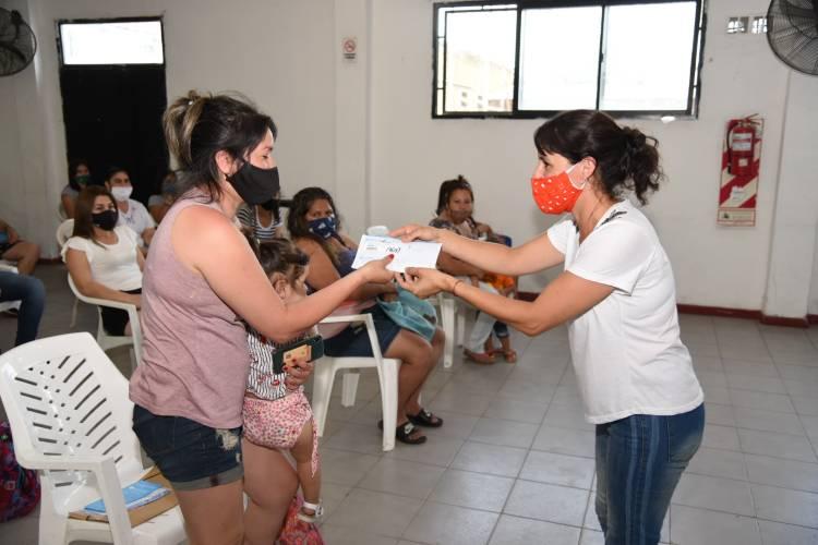 Más de cien residentes migrantes de Tigre recibieron sus DNI