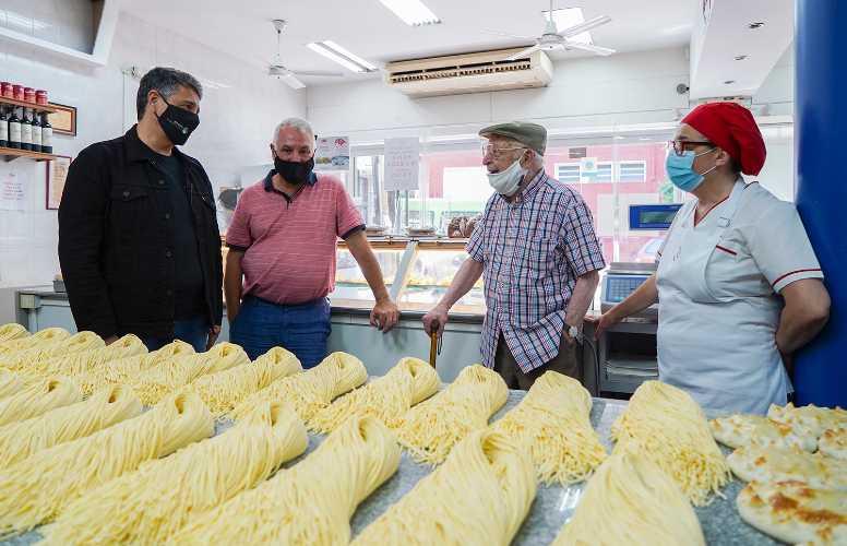Vicente López sigue incentivando la compra en los comercios de cercanía