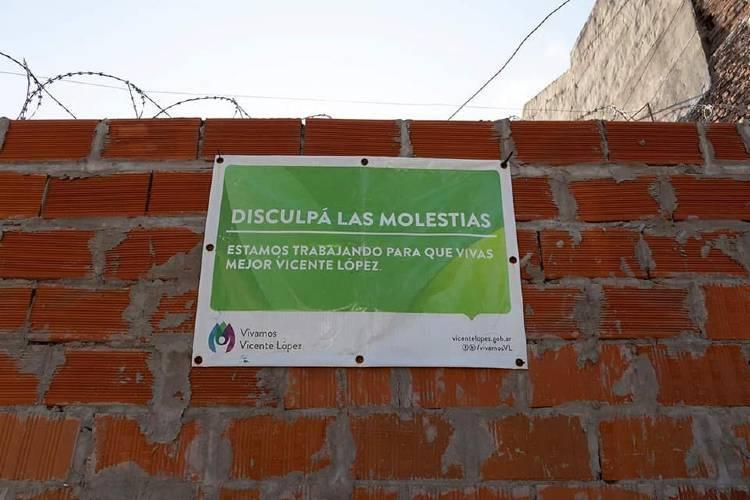 La justicia ordena reabrir la salida del barrio Gándara de Olivos