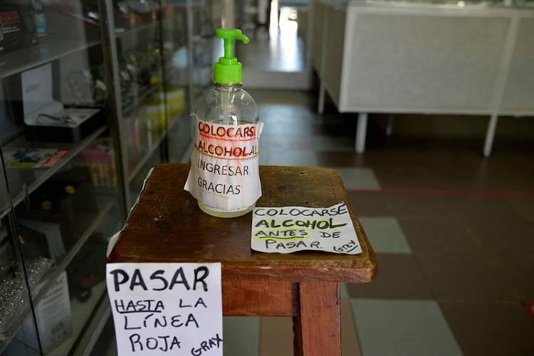 Coronavirus: Tigre inició una campaña de concientización sobre normas sanitarias para los comercios de la ciudad