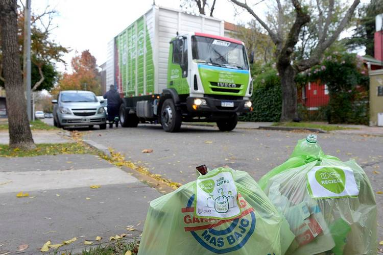 El 65% de los vecinos de General Pacheco separa sus residuos en origen - Recicla