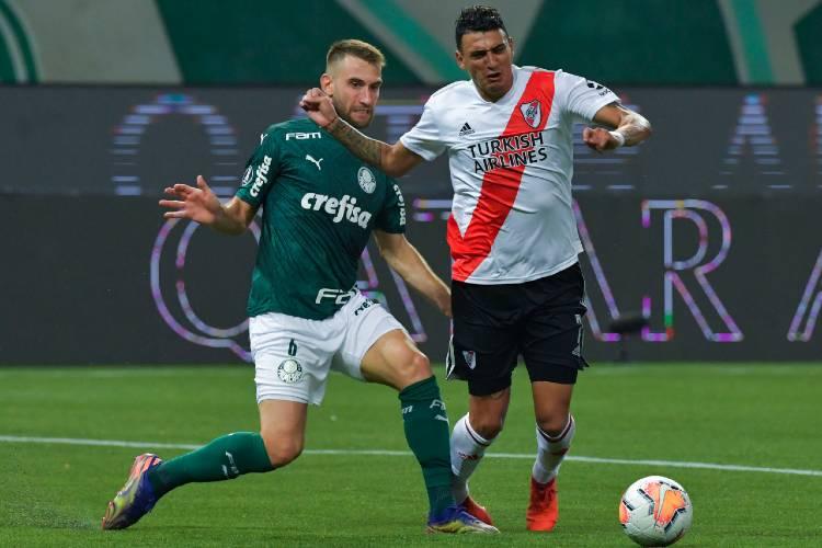River ganó en Brasil pero no le alcanzó para llegar a la final de la Libertadores