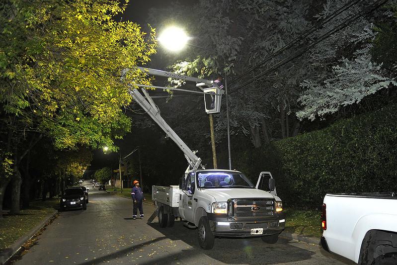 Tigre conectó más de 2800 luminarias en diversos puntos de la ciudad durante el 2020