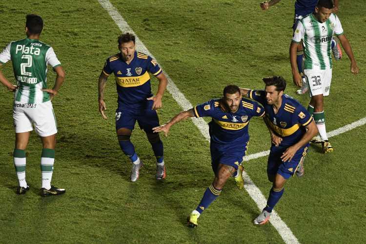 Boca se consagró campeón de la Copa Diego Maradona por penales ante Banfield