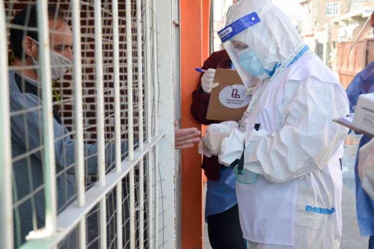 Sólo el 13 por ciento de los vecinos y vecinas de 30 barrios populares del AMBA tuvo coronavirus