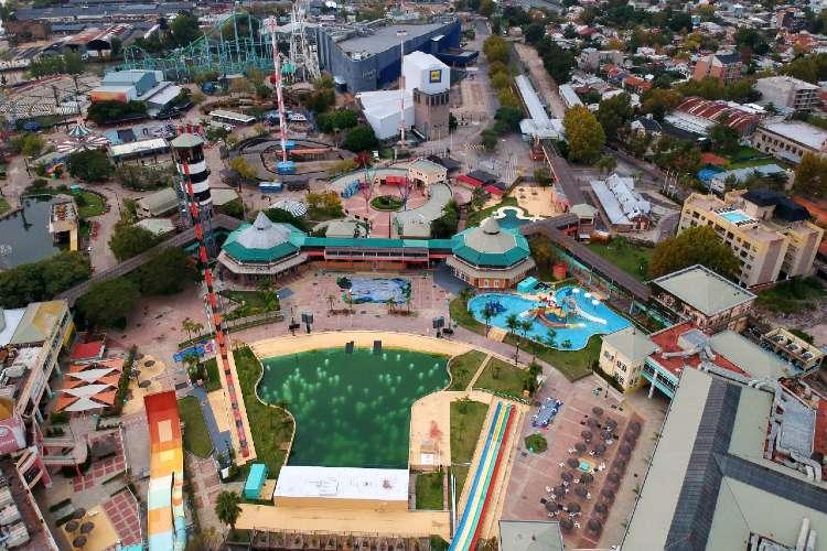 Fenix Entertainment Group adquirió el Parque de la Costa.