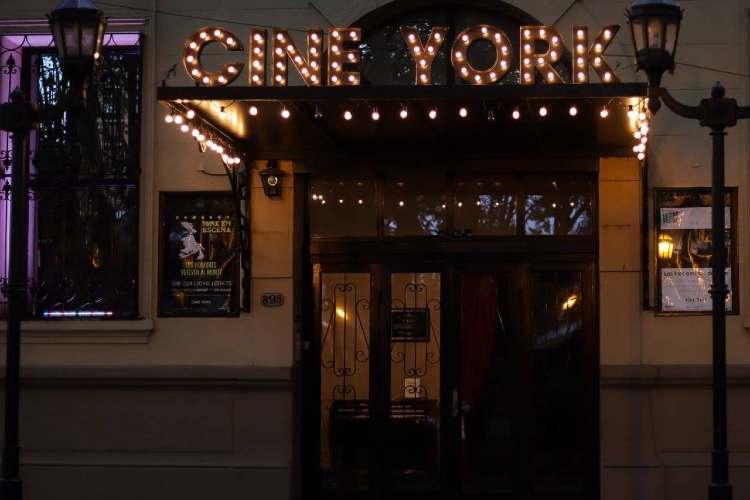 El cine York cumple 111 años