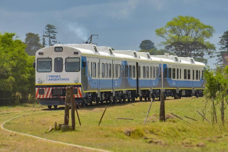 En los primeros diez días ya se vendieron más de 7000 pasajes para el Tren a Pinamar