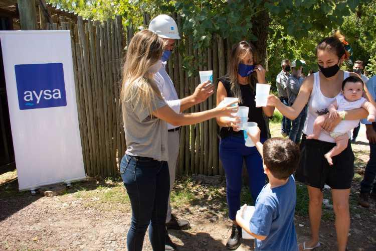 En el Día Mundial del Agua, AySA lanza una calculadora online para que conozcas tu consumo de agua
