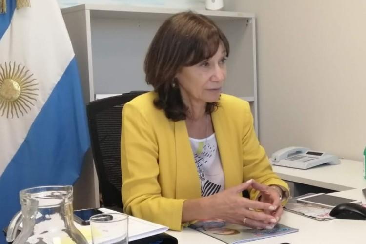 Alicia Aparicio se refirió a la modificación del piso del impuesto a las ganancias