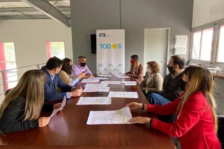 El FR TODOS de Tigre adhirió al proyecto de ley de Sergio Massa para subir el piso de Ganancias