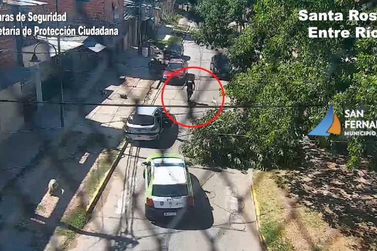 San Fernando: Tras una persecución detienen a los autores de una entradera