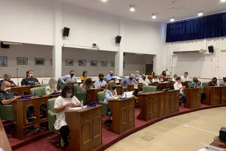 El HCD de San Isidro aprobó el presupuesto 2021