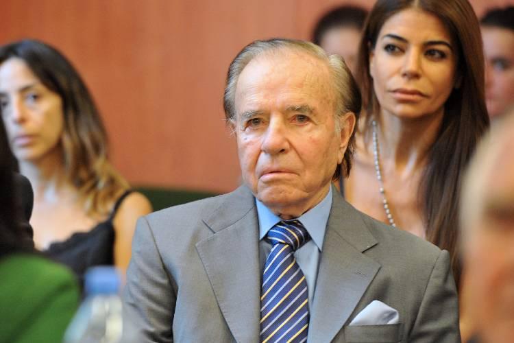 Murió Carlos Saúl Menem, una figura central en la joven democracia argentina