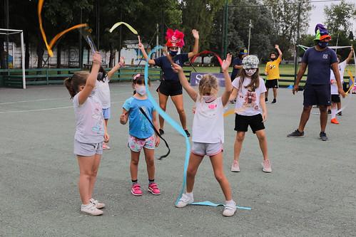 Más de 12 mil chicos y chicas de San Isidro disfrutaron las escuelas deportivas y recreativas
