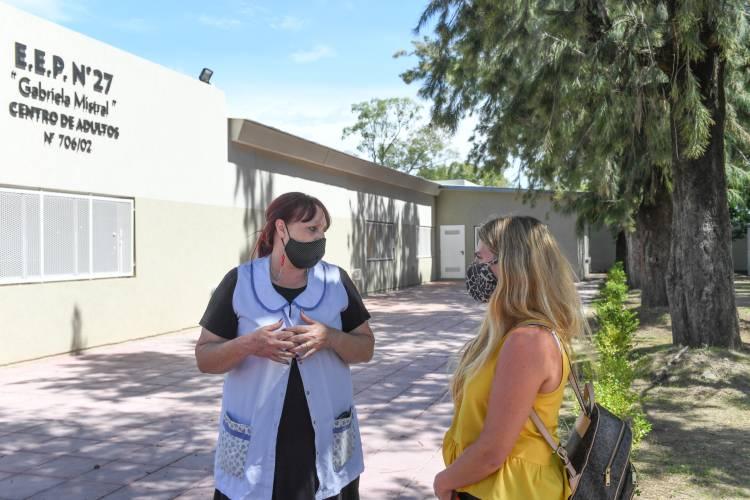 San Fernando sanitiza escuelas contra el covid-19 previo al inicio de clases