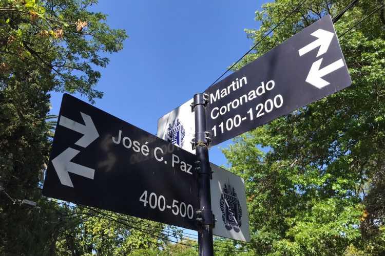 San Isidro: Más calles de Acassuso cambian de sentido para mejorar la circulación