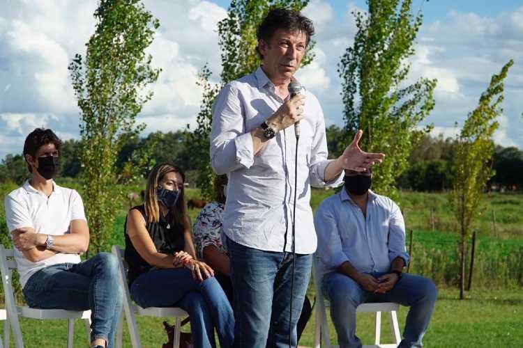 Posse recibió un contundente apoyo del radicalismo en Mar del Plata