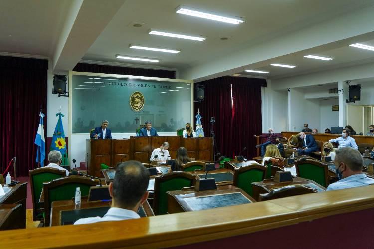 Jorge Macri inició el año de sesiones legislativas resaltando la gestión durante la pandemia