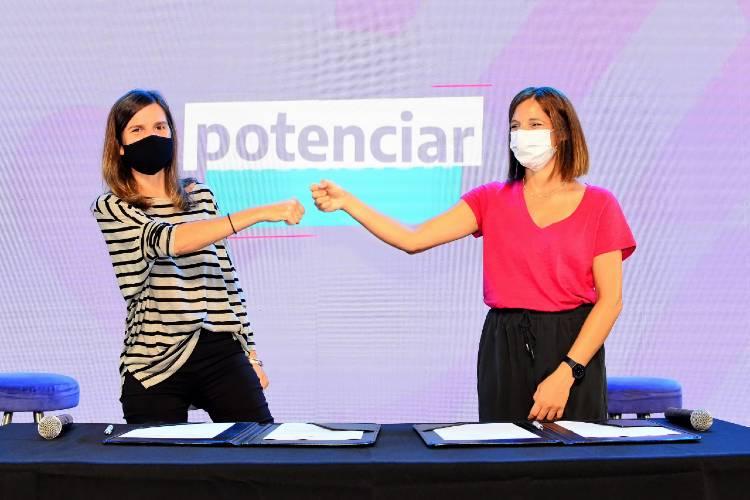 """Raverta: """"los jóvenes son el motor para poner de pie a la argentina"""""""