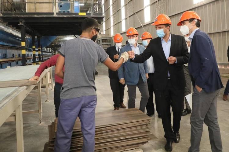 """Sergio Massa: """"El proyecto de Ganancias genera un alivio fiscal para los trabajadores y les permite recuperar salario"""