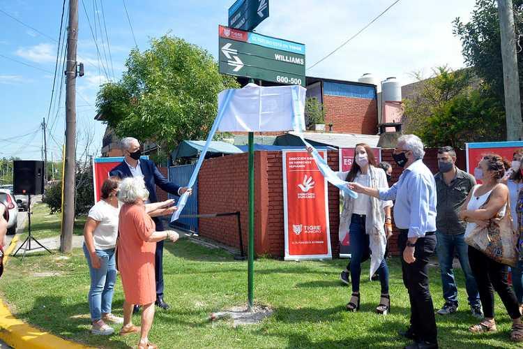 El Municipio de Tigre homenajeó a Manuel Belloni y Diego Frondizi, víctimas de terrorismo de Estado