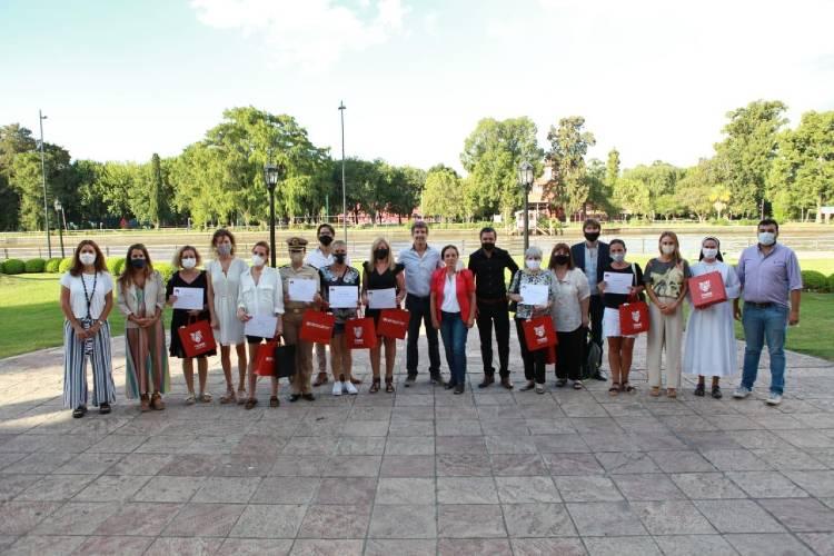 Diez mujeres protagonistas de Tigre fueron reconocidas por el Concejo Deliberante