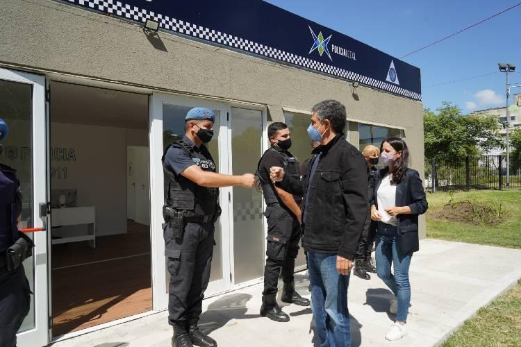 Vicente López suma un nuevo destacamento policial en Florida Oeste